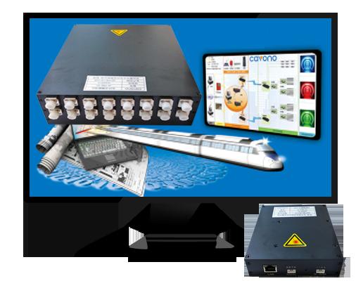 聚华科技一站式光纤传感监测解决方案,聚华