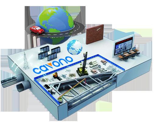光纤物联网,沉降监测,大跨度空间结构监测,聚华